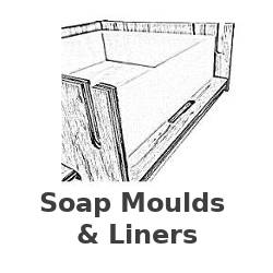 Soap moulds and liners